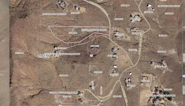 3271 N Thunderbird Canyon Road, Kingman, AZ 86409 (MLS #981061) :: The Lander Team