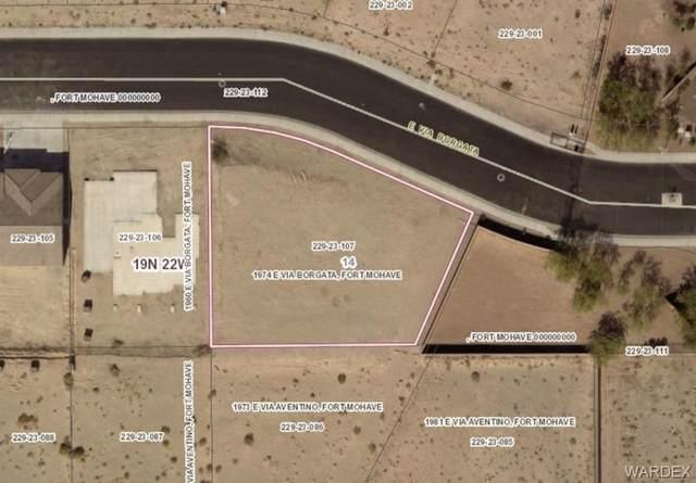 1974 E Via Borgata, Fort Mohave, AZ 86426 (MLS #981084) :: The Lander Team