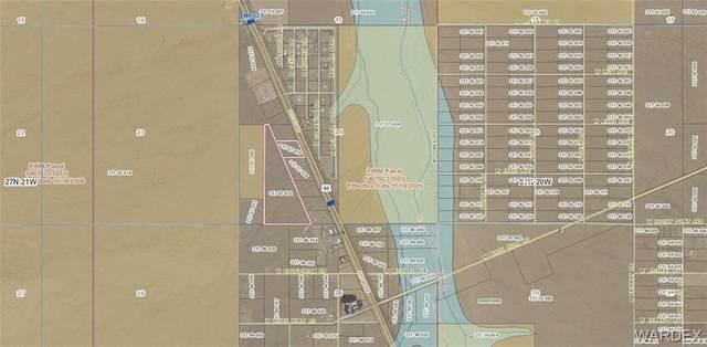 TBD 47.23 acres Hwy 93, White Hills, AZ 86445 (MLS #981136) :: AZ Properties Team   RE/MAX Preferred Professionals