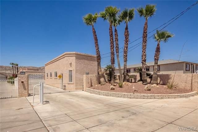 233 Riverfront Drive, Bullhead, AZ 86442 (MLS #981158) :: The Lander Team