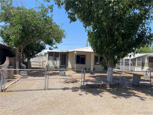 7845 Meadowlark, Mohave Valley, AZ 86440 (MLS #981168) :: The Lander Team