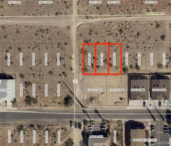 0000 Wilshire Avenue, Kingman, AZ 86401 (MLS #981199) :: The Lander Team