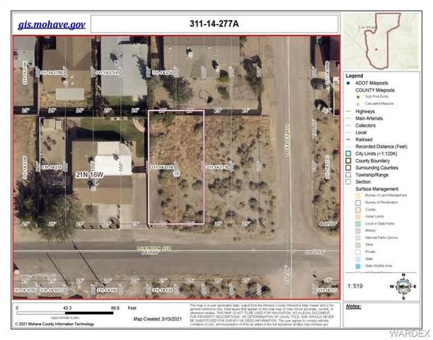 1733 Robinson Ave, Kingman, AZ 86401 (MLS #981201) :: The Lander Team