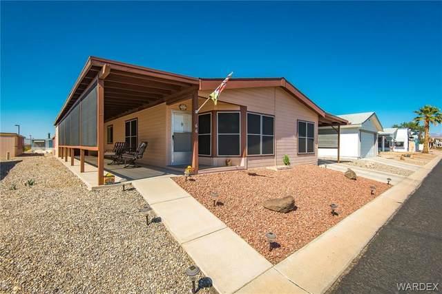 1545 El Rodeo Rd #66, Fort Mohave, AZ 86426 (MLS #981206) :: AZ Properties Team   RE/MAX Preferred Professionals