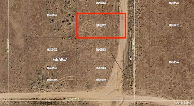0000 N Benton Street, Kingman, AZ 86409 (MLS #981210) :: AZ Properties Team | RE/MAX Preferred Professionals