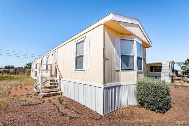 3025 E Devlin Avenue, Kingman, AZ 86409 (MLS #981234) :: The Lander Team