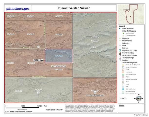 19.4 ACRES E Jagerson Avenue, Kingman, AZ 86401 (MLS #981241) :: AZ Properties Team | RE/MAX Preferred Professionals