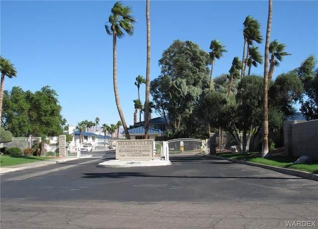 1800 Clubhouse Drive #69, Bullhead, AZ 86442 (MLS #981267) :: The Lander Team