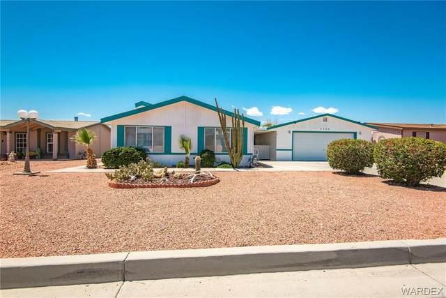 4309 S Michael Avenue, Fort Mohave, AZ 86426 (MLS #981291) :: The Lander Team