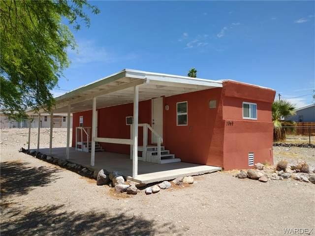 1365 W Zircon Avenue, Bullhead, AZ 86442 (MLS #981316) :: AZ Properties Team | RE/MAX Preferred Professionals