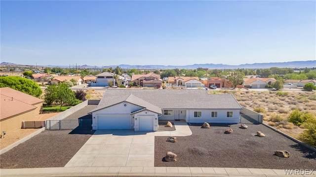950 Country Club Drive, Kingman, AZ 86401 (MLS #981331) :: AZ Properties Team   RE/MAX Preferred Professionals