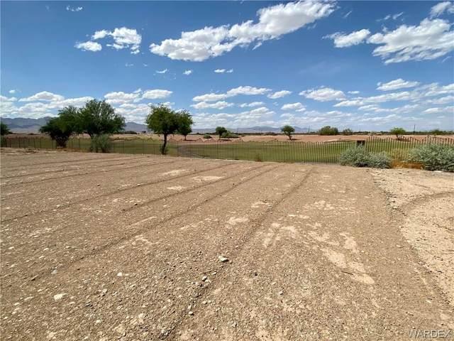 33 Spanish Bay Drive, Mohave Valley, AZ 86440 (MLS #981357) :: The Lander Team