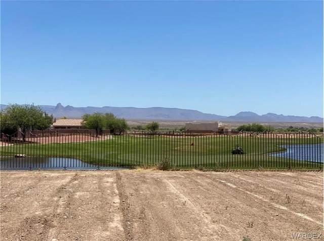 12 Augusta Drive, Mohave Valley, AZ 86440 (MLS #981361) :: The Lander Team