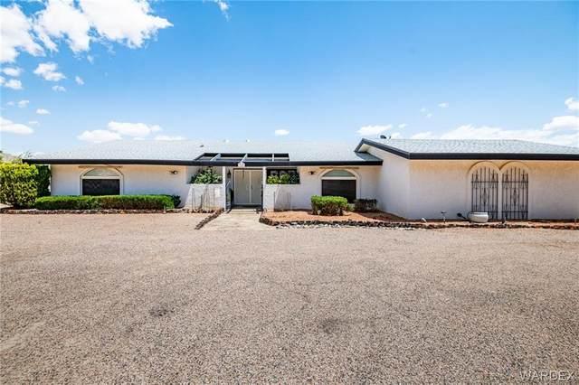 3800 N 4th Street, Kingman, AZ 86409 (MLS #981373) :: AZ Properties Team   RE/MAX Preferred Professionals
