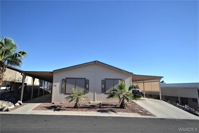 2960 Silver Creek Road #132, Bullhead, AZ 86442 (MLS #981379) :: AZ Properties Team   RE/MAX Preferred Professionals