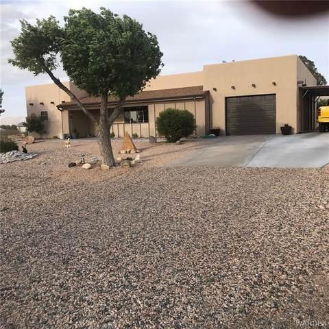 7701 E Concho Drive, Kingman, AZ 86401 (MLS #981380) :: The Lander Team