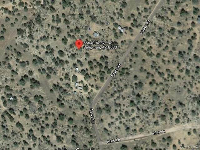 56640 SE Agave Road, Seligman, AZ 86337 (MLS #981386) :: AZ Properties Team | RE/MAX Preferred Professionals