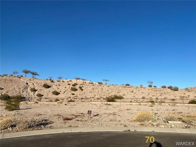 3331 Blacksmith Drive, Bullhead, AZ 86429 (MLS #981394) :: The Lander Team