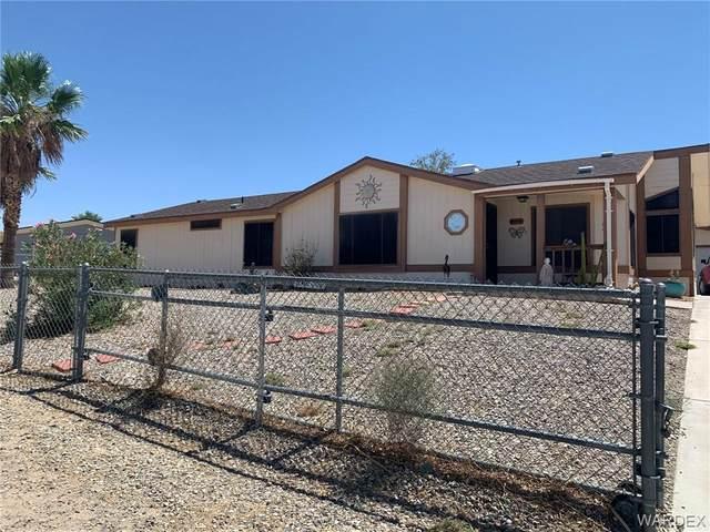 5712 S Bison Avenue, Fort Mohave, AZ 86426 (MLS #981431) :: The Lander Team