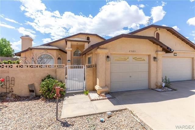 2585 Turkey Track Street, Kingman, AZ 86401 (MLS #981451) :: AZ Properties Team | RE/MAX Preferred Professionals