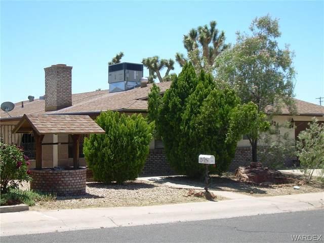 224 Silver Street, Kingman, AZ 86401 (MLS #981454) :: AZ Properties Team | RE/MAX Preferred Professionals