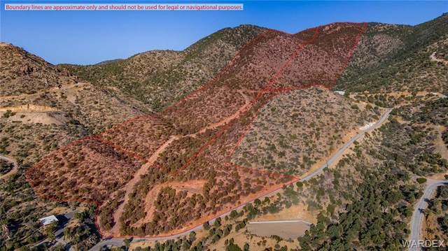 TBD Buckboard Trail, Kingman, AZ 86401 (MLS #981473) :: AZ Properties Team | RE/MAX Preferred Professionals