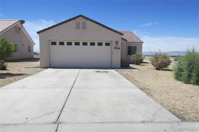 2146 E Hutch Street, Fort Mohave, AZ 86426 (MLS #981479) :: The Lander Team