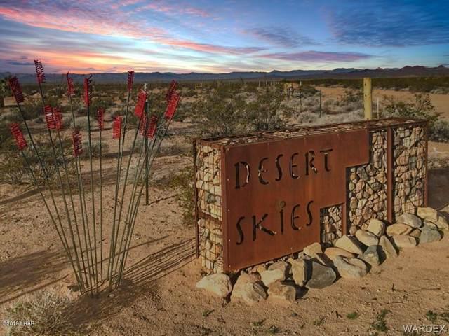 Lot 40 W Cielo Road, Yucca, AZ 86438 (MLS #981485) :: The Lander Team
