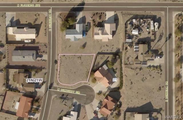 810 Sunburst Circle, Bullhead, AZ 86429 (MLS #981495) :: The Lander Team