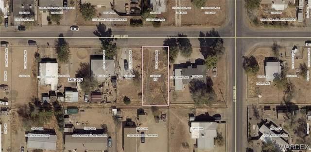 3734 E John L Avenue, Kingman, AZ 86409 (MLS #981500) :: The Lander Team