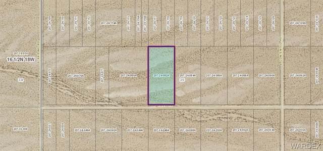 Lot 19 W Cielo Road, Yucca, AZ 86438 (MLS #981560) :: The Lander Team