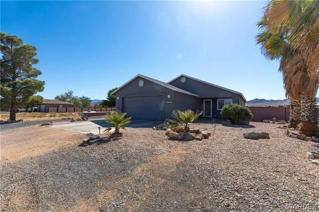 10106 N Concho Drive, Kingman, AZ 86401 (MLS #981579) :: AZ Properties Team   RE/MAX Preferred Professionals