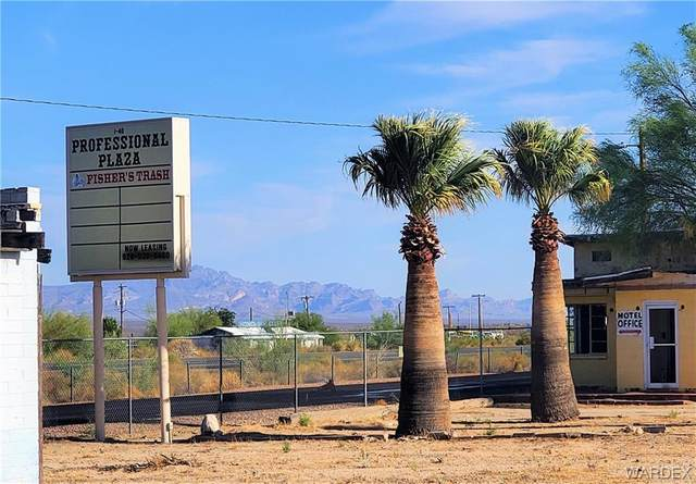 12248 S Frontage Road, Yucca, AZ 86438 (MLS #981618) :: The Lander Team