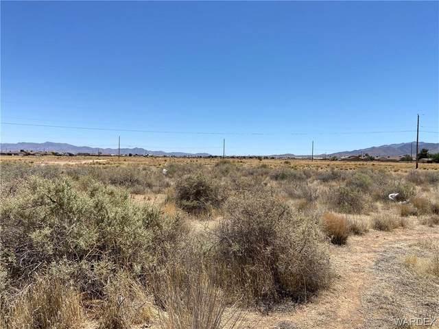 0 N Coolidge Street, Kingman, AZ 86409 (MLS #981620) :: AZ Properties Team | RE/MAX Preferred Professionals