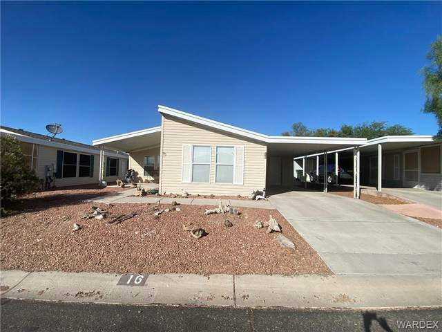 2350 Adobe #16 Road, Bullhead, AZ 86442 (MLS #981647) :: AZ Properties Team | RE/MAX Preferred Professionals