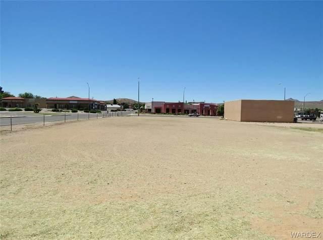 .46 Acres Stockton Hill Road, Kingman, AZ 86401 (MLS #981700) :: The Lander Team