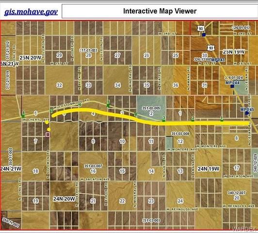 GTAC #3 S-7 LOT 49 Solomon, Dolan Springs, AZ 86441 (MLS #981717) :: The Lander Team