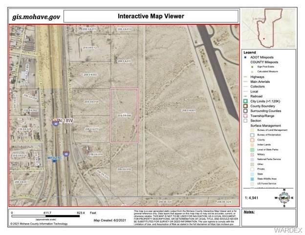 12716 Alamo Road, Yucca, AZ 86438 (MLS #981728) :: AZ Properties Team | RE/MAX Preferred Professionals