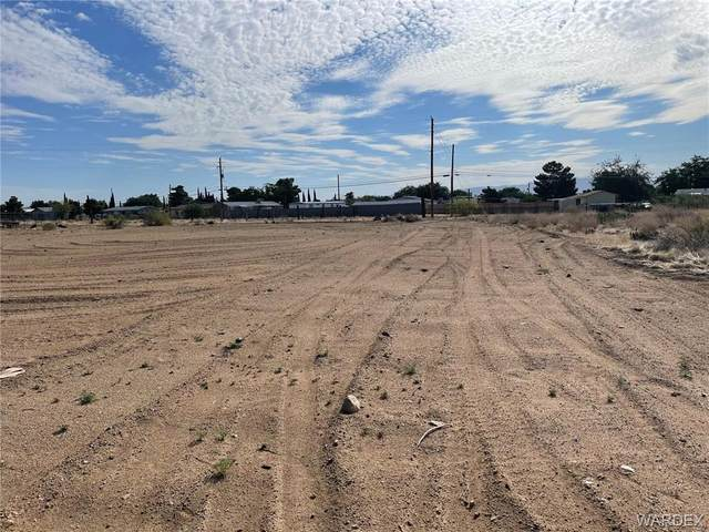 4826 N Stockton Hill Road, Kingman, AZ 86409 (MLS #981750) :: The Lander Team