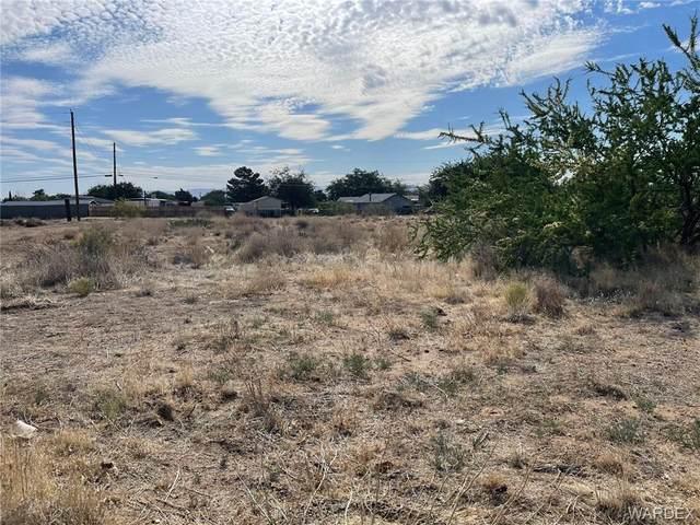 4818 N Stockton Hill Road, Kingman, AZ 86409 (MLS #981751) :: The Lander Team