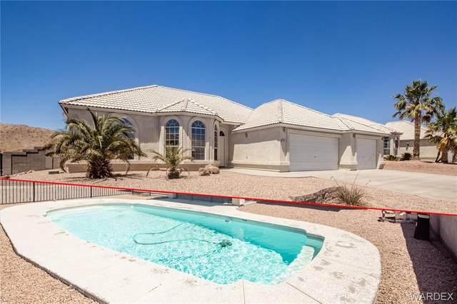 2977 La Paloma Drive, Bullhead, AZ 86429 (MLS #981781) :: The Lander Team