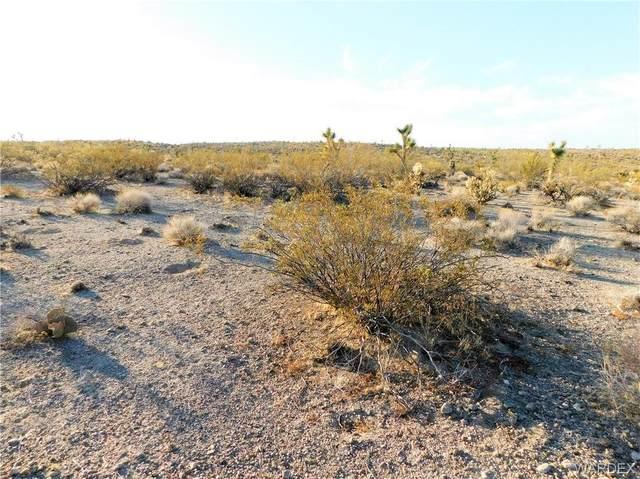 265 E Yates Drive, Meadview, AZ 86444 (MLS #981785) :: The Lander Team
