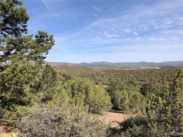 39 Sunset Ridge Road, Kingman, AZ 86401 (MLS #981787) :: The Lander Team