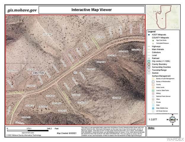 lot  5017 Ashwood, Kingman, AZ 86402 (MLS #981788) :: The Lander Team