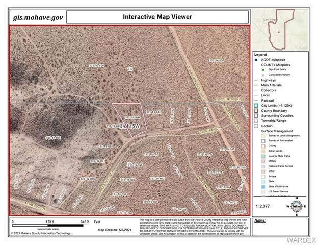 Lot 5035 Deer Trail, Kingman, AZ 86402 (MLS #981791) :: The Lander Team