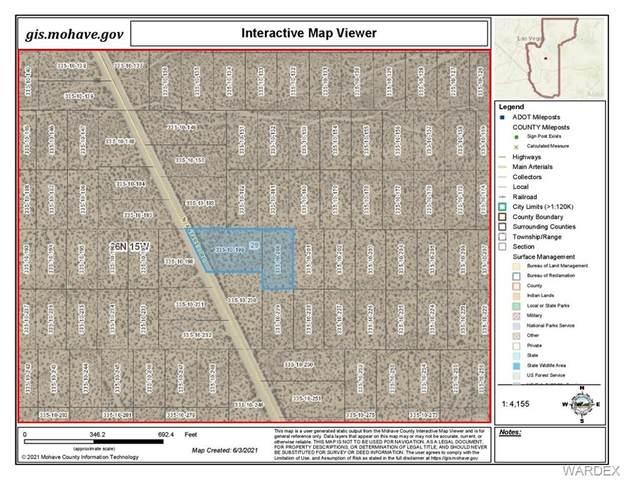 Lots 775, 776 Antares Rd, Kingman, AZ 86402 (MLS #981792) :: The Lander Team