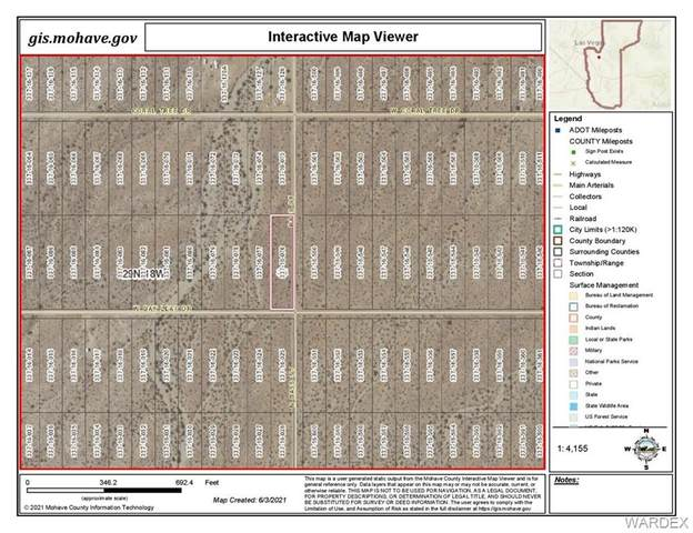 Lot 26 Bay Leaf, Meadview, AZ 86444 (MLS #981798) :: AZ Properties Team | RE/MAX Preferred Professionals