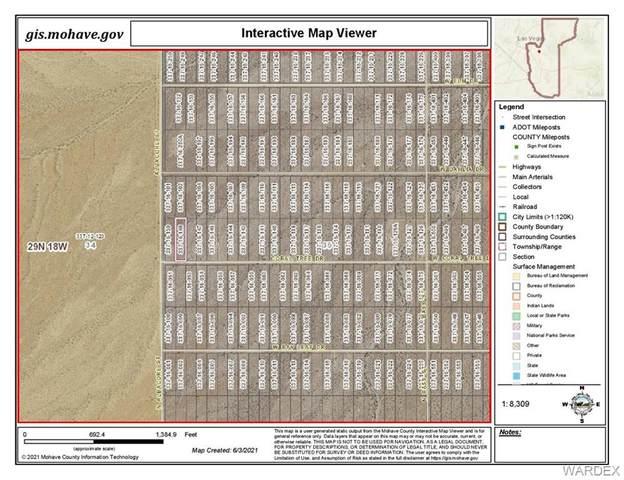 Lot 49 Coral Tree, Meadview, AZ 86444 (MLS #981800) :: AZ Properties Team | RE/MAX Preferred Professionals