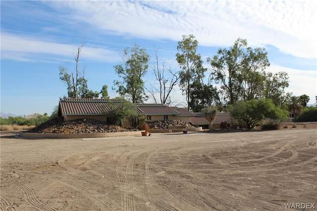 7227 S Mesquite Drive, Mohave Valley, AZ 86440 (MLS #981818) :: AZ Properties Team | RE/MAX Preferred Professionals