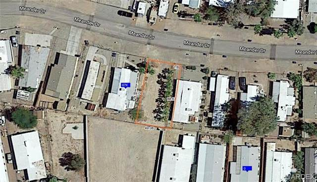 304 Meander Drive, Bullhead, AZ 86442 (MLS #981840) :: The Lander Team
